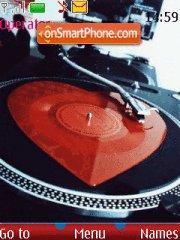 Musik love es el tema de pantalla