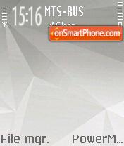 N82 Theme es el tema de pantalla