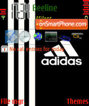 Adidas2 es el tema de pantalla
