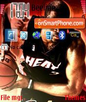 Dwayne Wade es el tema de pantalla