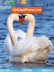 Swan theme screenshot