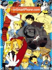 FMA theme screenshot