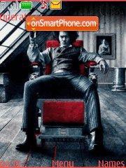 Sweeney Todd es el tema de pantalla