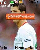 Ronaldo in Euro 2008 es el tema de pantalla