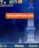 Masjid - Mosque es el tema de pantalla