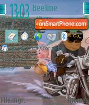 Mult1 theme screenshot