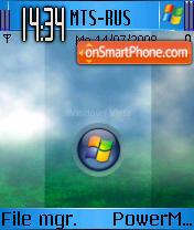 MSlogo theme screenshot
