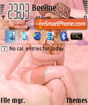 Wonderfull Babe 08 theme screenshot