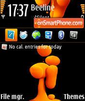 NTL theme screenshot