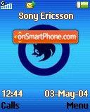 Sonic X es el tema de pantalla