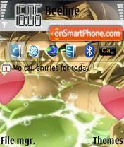 Hot theme screenshot