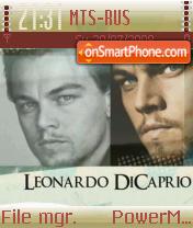 Leo Di Caprio es el tema de pantalla