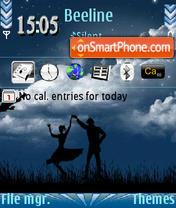 Romance v2 es el tema de pantalla