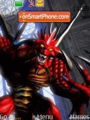 Diablo es el tema de pantalla