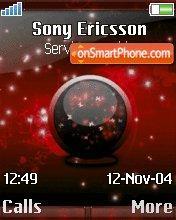 Red ball theme screenshot