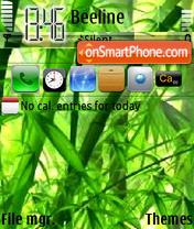 Bambyk Iphone theme screenshot