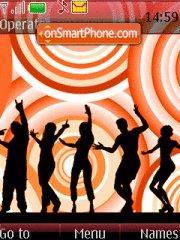 Capture d'écran iPhone Bliss 2008 v.2 thème