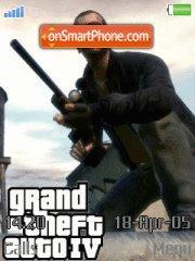GTA IV es el tema de pantalla