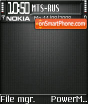 Nokia Grid theme screenshot