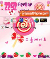 Lollipop es el tema de pantalla
