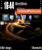 Flame in soul es el tema de pantalla