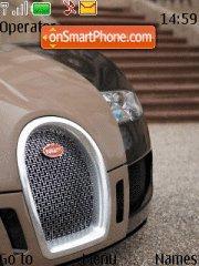 Bugatti Veron theme screenshot