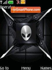 Alien Ware es el tema de pantalla