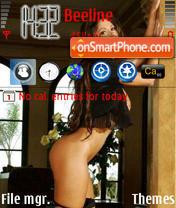 Veronica Zemanova 2 theme screenshot