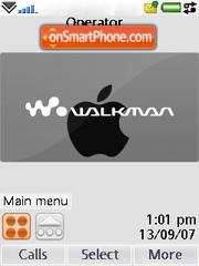 Metalic Mac theme screenshot