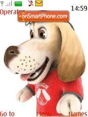 Dog 11 theme screenshot