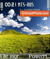 Priroda 03 es el tema de pantalla