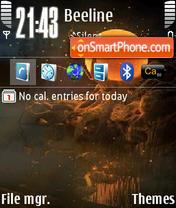 Sun 02 es el tema de pantalla