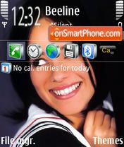Alize 240kh320 es el tema de pantalla