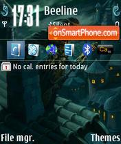 Der Indianer theme screenshot