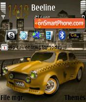 Yellow Cab es el tema de pantalla