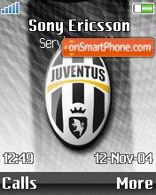Juve theme screenshot