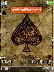 Ace Of Spades es el tema de pantalla