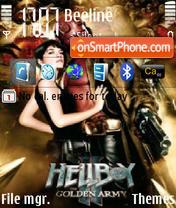 Hellboy 03 es el tema de pantalla