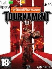 Unreal Tournament theme screenshot