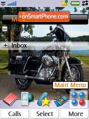Harley 2 theme screenshot