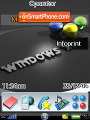 Win Xperience theme screenshot