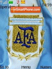 Argentina 02 theme screenshot