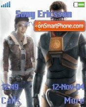 Half Life 03 theme screenshot