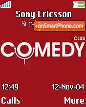Comedy Club 06 es el tema de pantalla