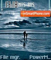 Free 01 es el tema de pantalla