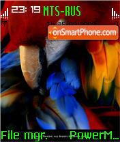 Fly theme screenshot