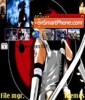 Sasuke World theme screenshot