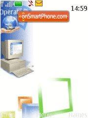 Windows Xp 18 es el tema de pantalla