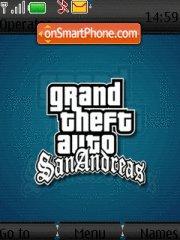 San Andreas 01 es el tema de pantalla