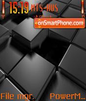 Black2 theme screenshot